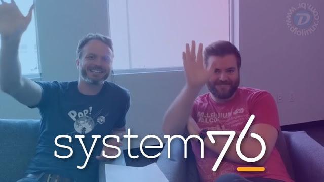 Entrevistamos o CEO da System76 e do Pop!_OS