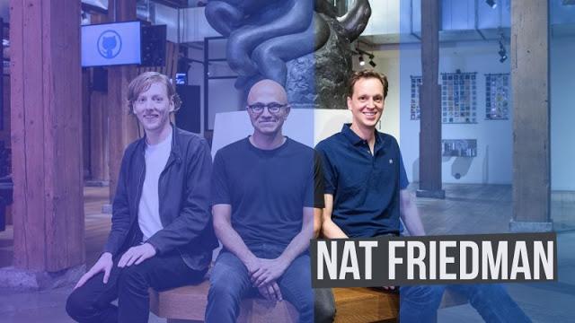 Nat Friedman, novo CEO no GitHub, responde dúvidas de desenvolvedores no Reddit
