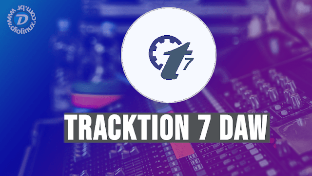 Tracktion 7 Daw