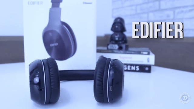 O fone de ouvido que você vai querer levar na sua viagem! Edifier W806BT