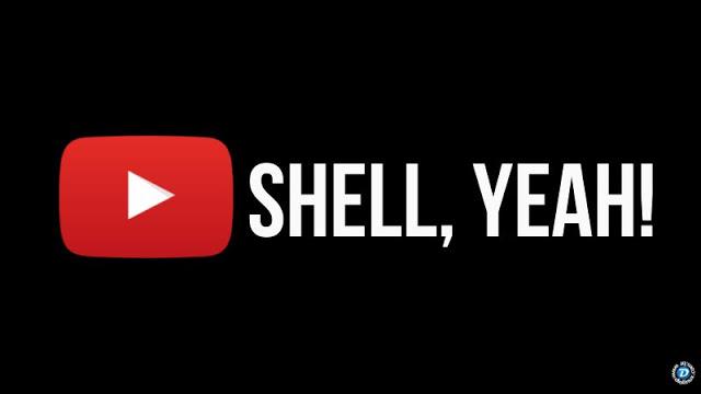 Como extrair informações de um vídeo do YouTube usando Shell Script
