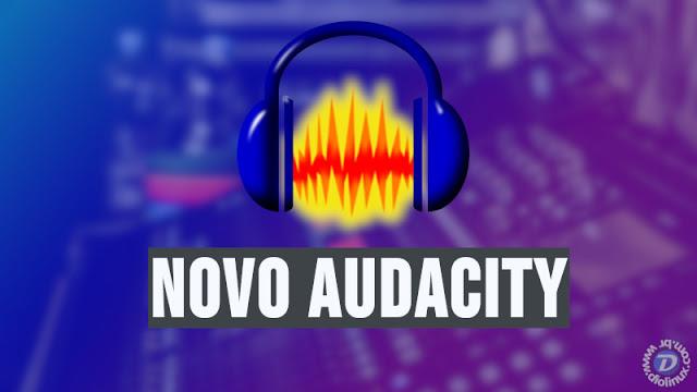 Veja o que o novo Audacity 2.3 tem a oferecer
