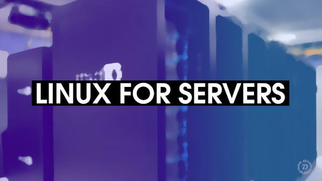 Top 5 - Distros Linux para usar em servidores