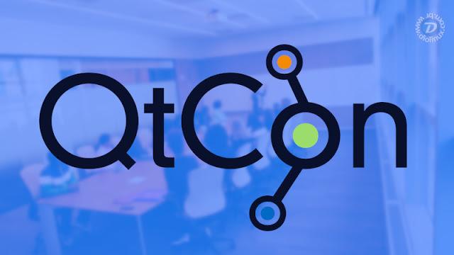 Participe da QtCon 2018