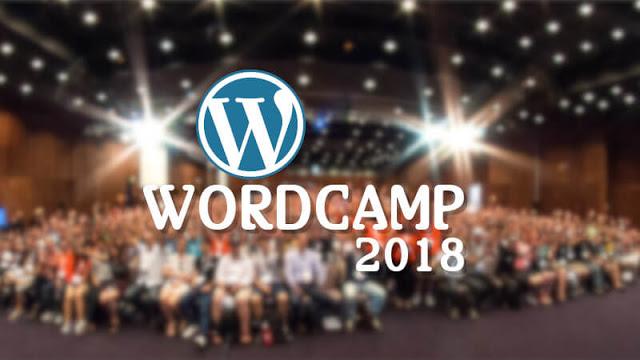 Vencedores da promoção WordCamp 2018