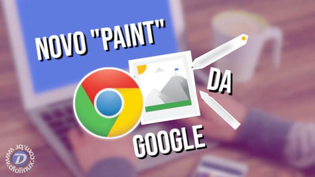 """Google lança sua versão do """"Paint"""""""