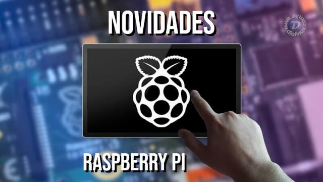 Linux ganhará suporte nativo a telas touchscreens no Raspberry Pi