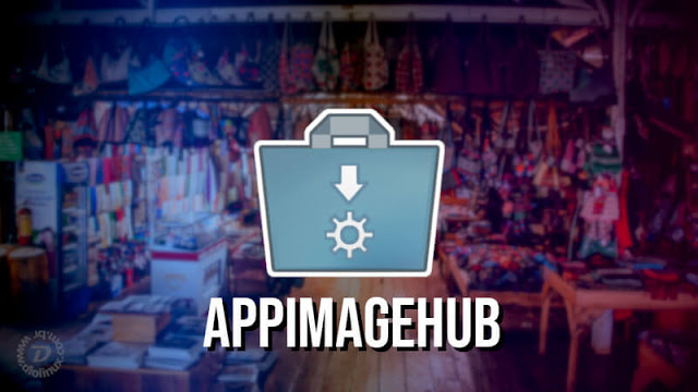 AppImageHub, a loja dos AppImage