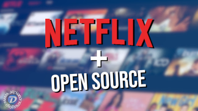 Software Base da Netflix é Open Source