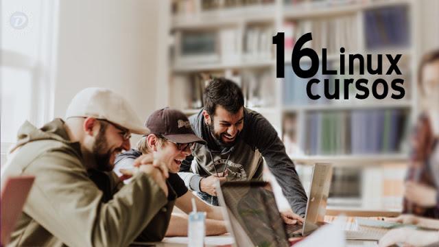 16 cursos de Linux por um valor menor do que você imagina!