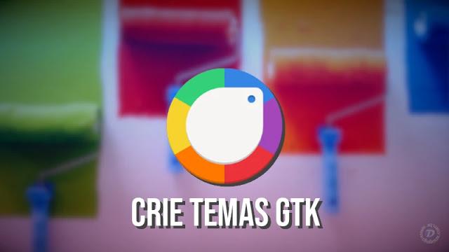 Oomox, uma ferramenta para criar temas GTK