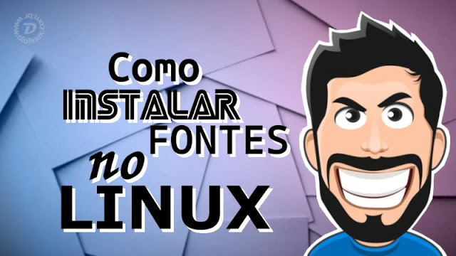 Instalando fontes no Linux para TCC e design gráfico