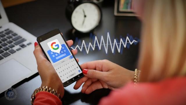Google lança transcrição de voz em tempo real no Android