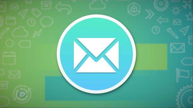 Mailspring um cliente de e-mail bonito e moderno