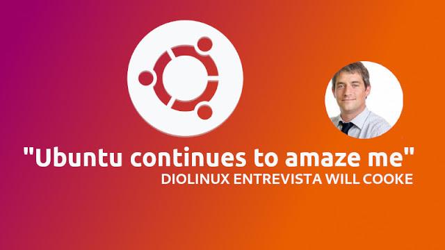 O que Will Cooke, da Canonical, tem a nos dizer sobre o futuro do Ubuntu Desktop