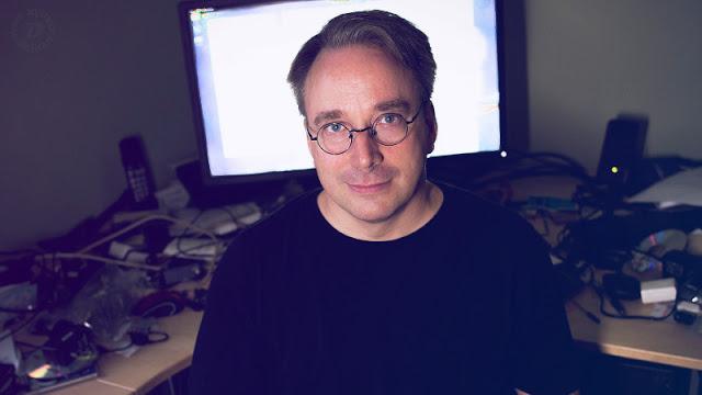 Linus Torvalds está correto?