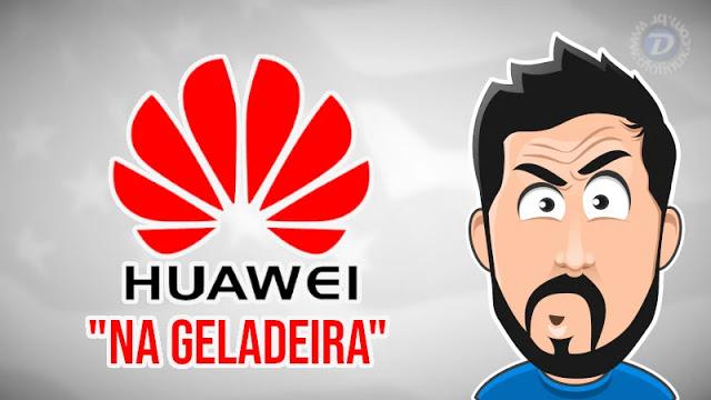 Huawei e seu relacionamento complicado com os EUA