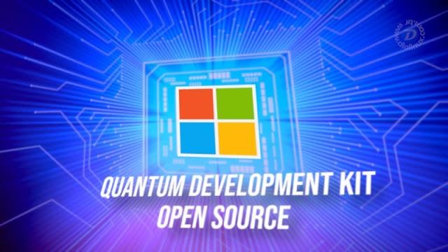 Microsoft torna Open Source seu kit de desenvolvimento de computação quântica
