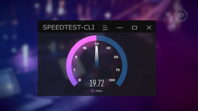 Teste a velocidade da sua internet via terminal