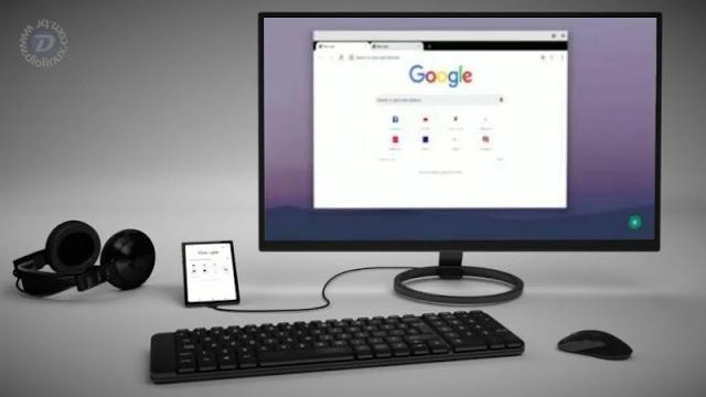Google e o seu possível Android Q convergente