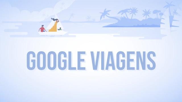 Nova plataforma do Google com foco em viagens