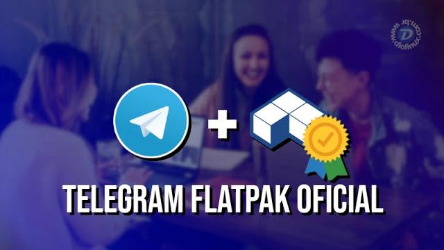 Versão do Telegram no Flathub agora é oficial