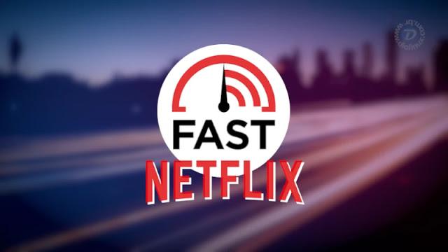 Teste a velocidade da sua internet com a ferramenta oficial da Netflix