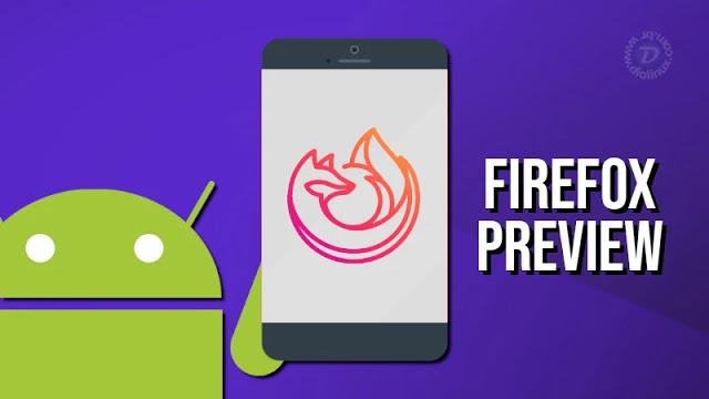 Mozilla lança novo navegador para o Android