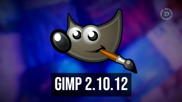 Instale o novo GIMP 2.10.12!