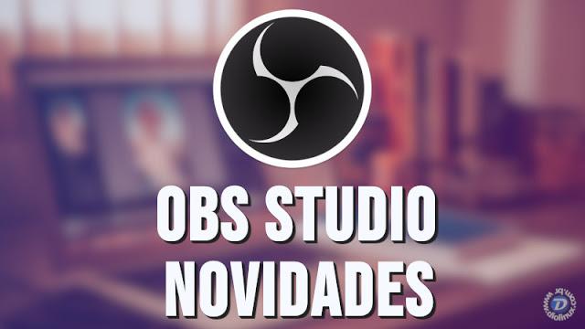 Versão 23.2.0 do OBS STUDIO chega ao Linux e demais sistemas