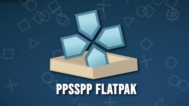 Emulador PPSSPP no Linux via Flatpak