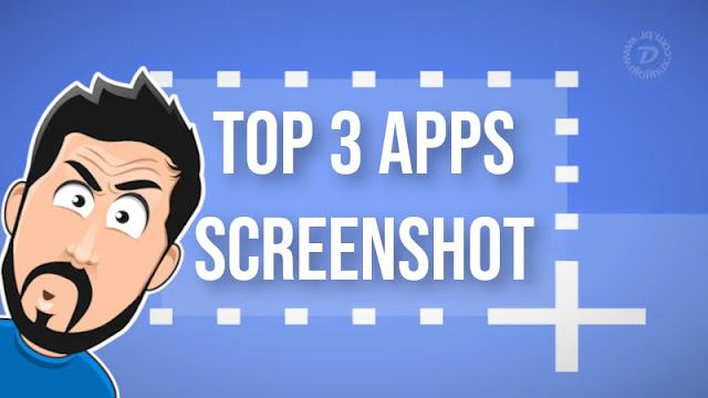 Top 3 melhores apps de captura de tela no Linux