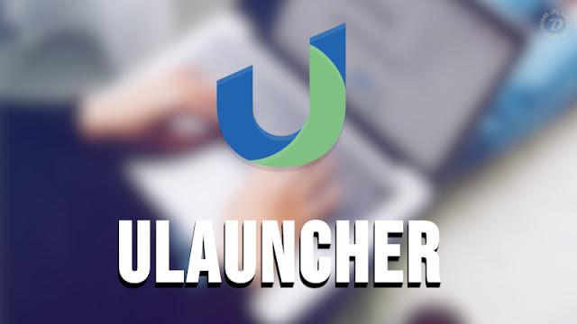 Como instalar o ULauncher