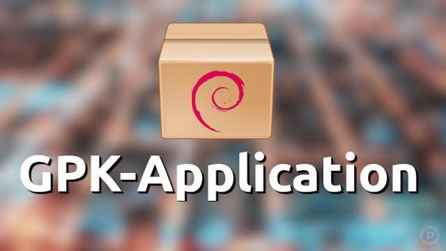 GPK-Application - Um gestor de pacotes para Ubuntu e derivados