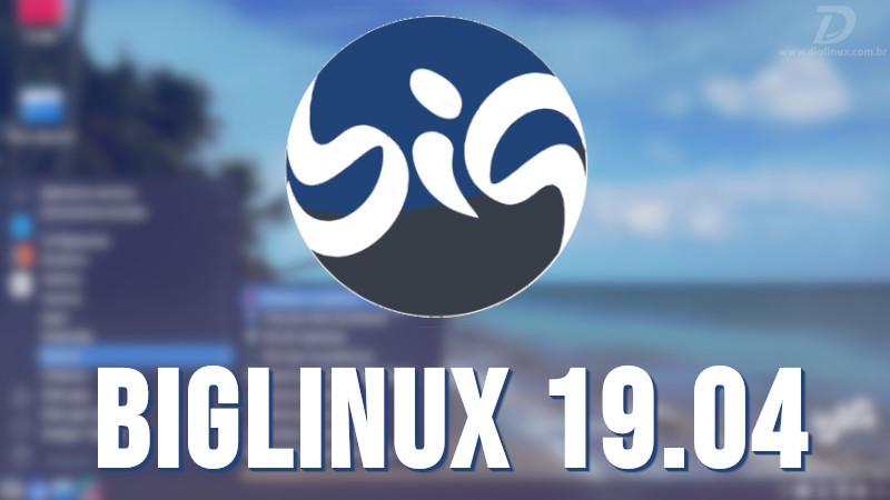 Novo BigLinux é lançado, com base Ubuntu 19.04