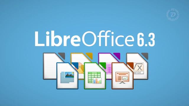 LibreOffice 6.3 lançado com melhorias de performance