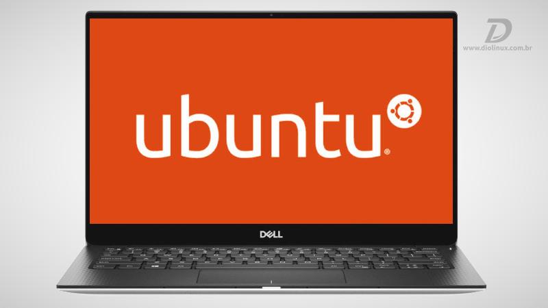 Novo Dell XPS 13 Developer Edition, com Ubuntu