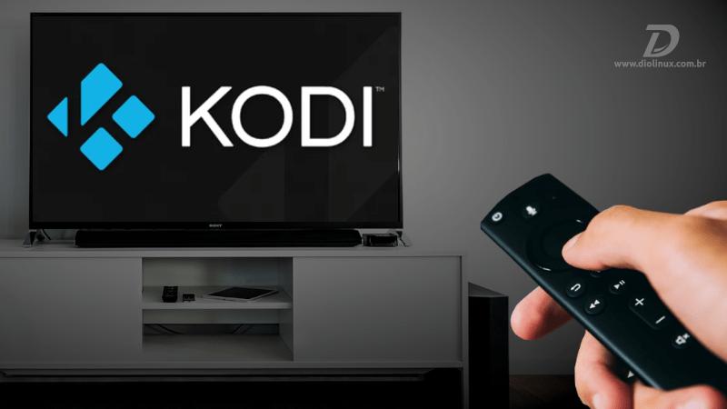 Instale o Kodi, uma central multimídia, via Flatpak