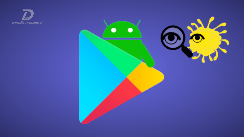 Malware espião encontrado na Google play