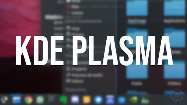 KDE Plasma recebe melhorias de usabilidade e performance