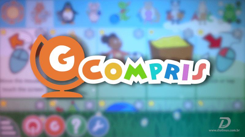 Informática para crianças e idosos com o GCompris