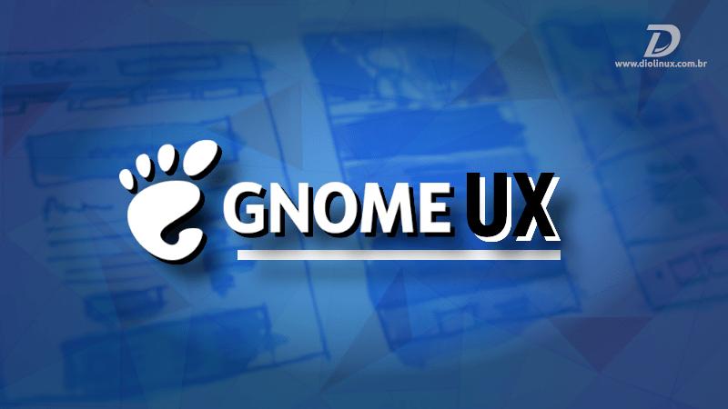 GNOME e sua estratégia de UX Design