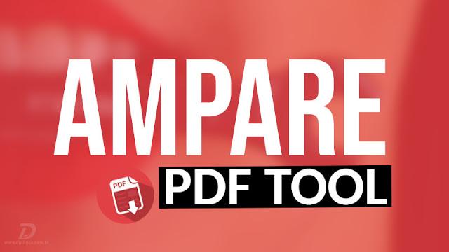 Ampare - Combine Imagens e gere um PDF no Linux