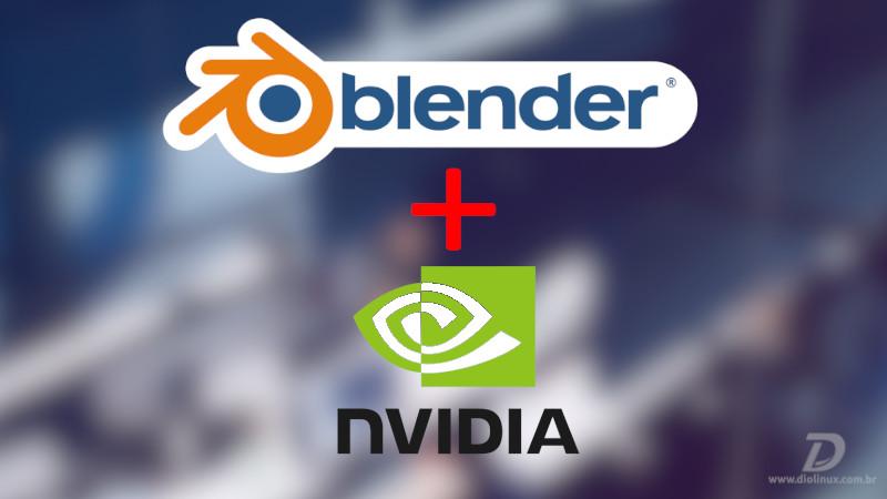 NVIDIA se junta à Blender Foundation Development