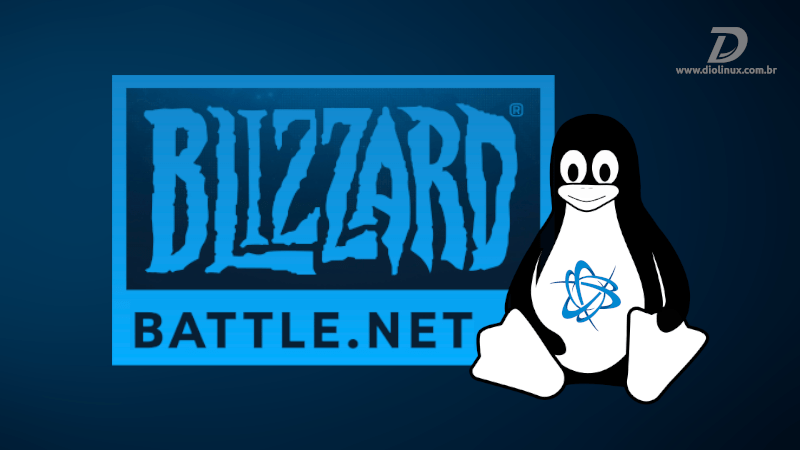 Jogue games da Battle.Net, como Overwatch no Linux via Lutris
