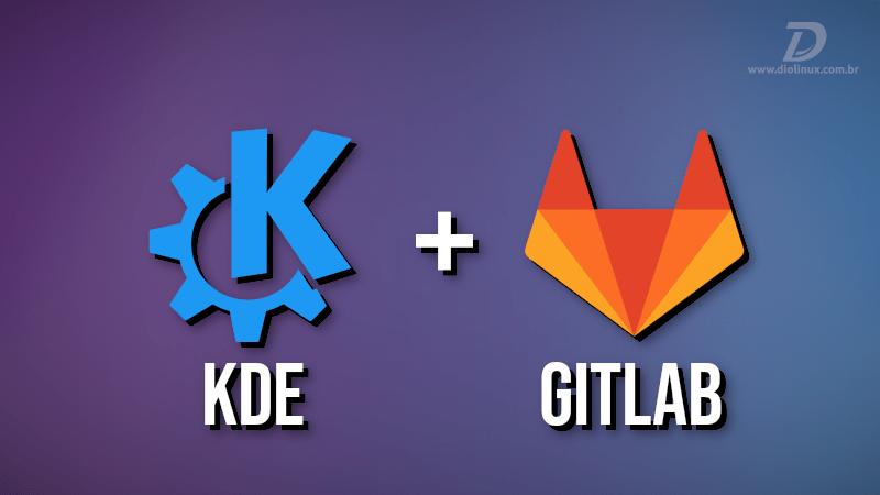 Projeto KDE migra para o GitLab