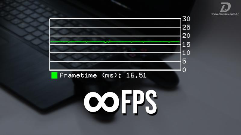Monitoramento de hardware em jogos no Linux