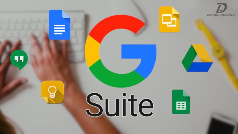 Google adiciona novas funcionalidades ao GSuite