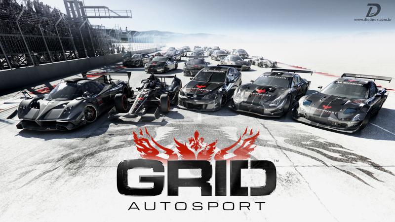 GRID Autosport portado para Android pela Feral Interactive