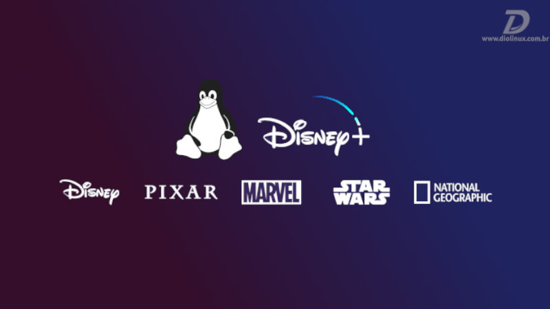 Disney plus linux